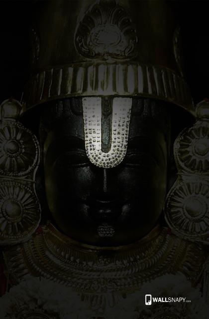 Tirupati Balaji Hd Image For Mobile Wallsnapy