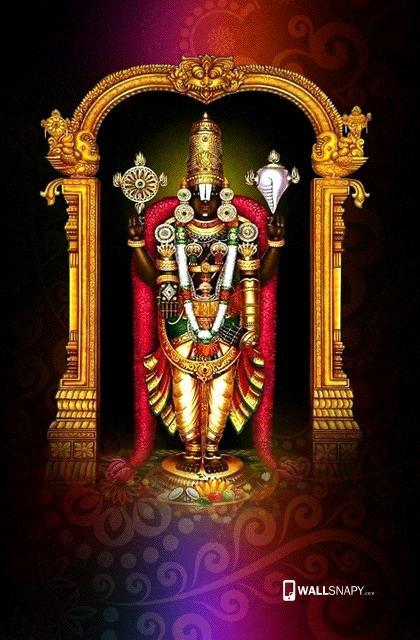 Tirupati Balaji Hd Wallpaper For Android Wallsnapycom
