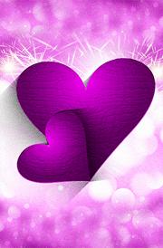 two-hearten-hd-lovers-wallapaper