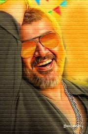 vedhalam-ajith-painting-images