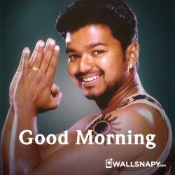 Thalapathy Vijay Good Morning, Quotes Images - Wallsnapy