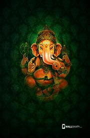 Vinayagar mobile wallpapers free download