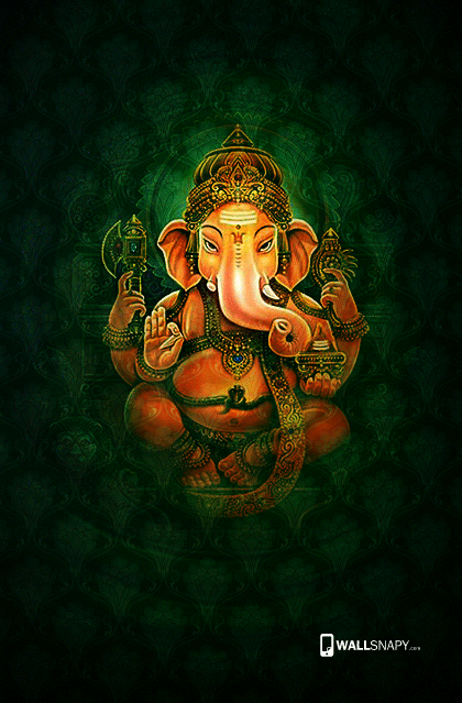Vinayagar Mobile Wallpapers Free Download Wallsnapy