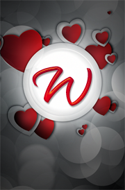 w-letter-images-in-heart
