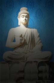 white-buddha-staue-hd-wallpaper