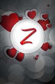 z-letter-images-in-heart