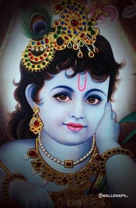 Beautiful Baby Krishna Hd Images 2019 Wallsnapy