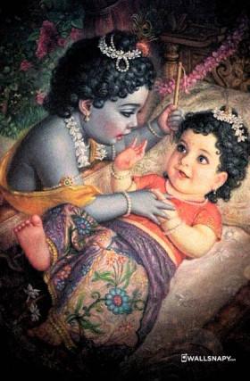 Cute Baby Krishna Images 2019 Wallsnapy