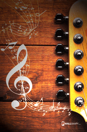 Guitar Hd Wallpaper Mobile Wallsnapy